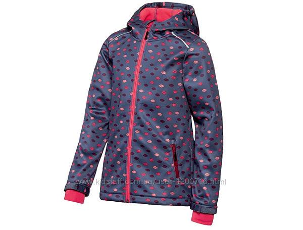 Куртка ветровка софтшелл весна