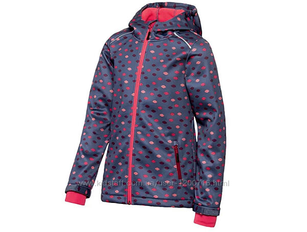 Новая курточка ветровка софтшелл демисезон весна
