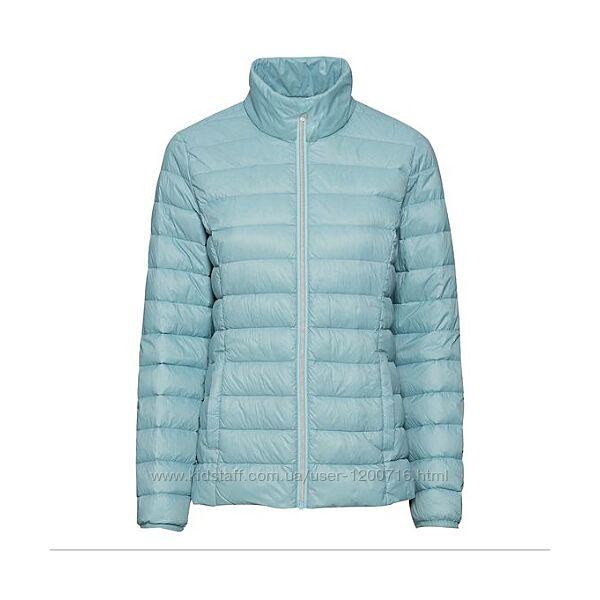 Новая курточка демисезон куртка пуховик весну/осень, M, L. Нюанс. 46,48