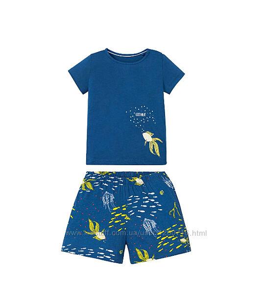 Набор футболка и шорты, золотая рыбка