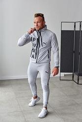 Мужской спортивный костюм в стиле Puma