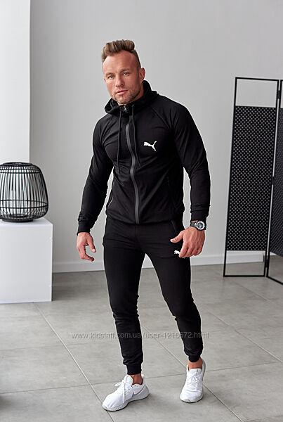 Спортивный костюм в стиле Puma