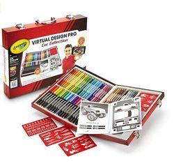 Набор для творчества Crayola Virtual Design Pro-Cars Set