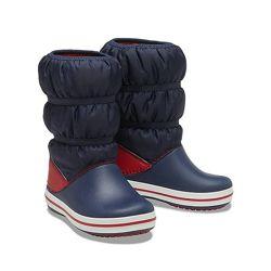 Зимние сапожки крокс Crocs crocband winter boot, С9-J2