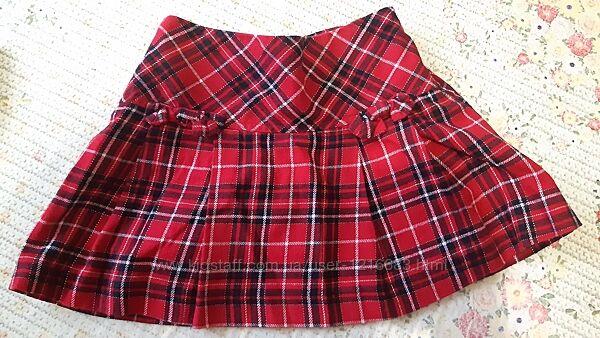юбка с люрексом