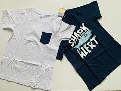 Набор футболок lupilu футболка для мальчика 110-116, 98-104, 86-92 1-6л