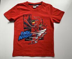 Футболка футболки для мальчика batman Lupilu 110-116 4-6л