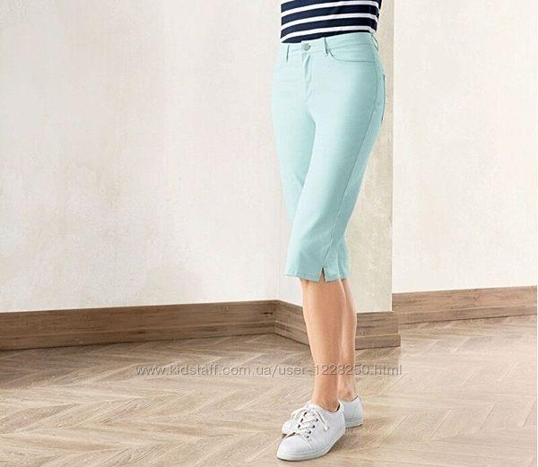 Стильные джинсовые капри, бриджи Esmara Германия