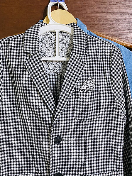 Street gang клубный пиджак 3-4 класс