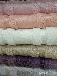 Полотенца хлопковые и бамбуковые