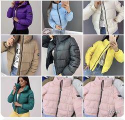 Деми курточка, 44р, новая, пролет