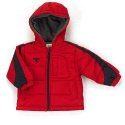 Куртка демисезонная на 3-4 года OshKosh США, замеры