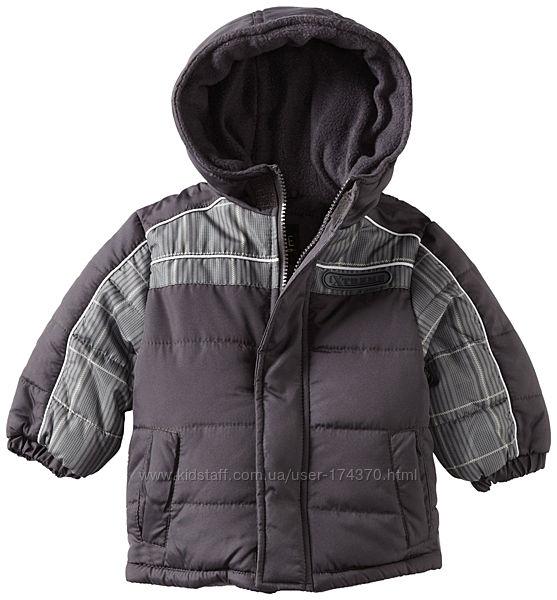 Куртка зимняя ixtreme сша, замеры