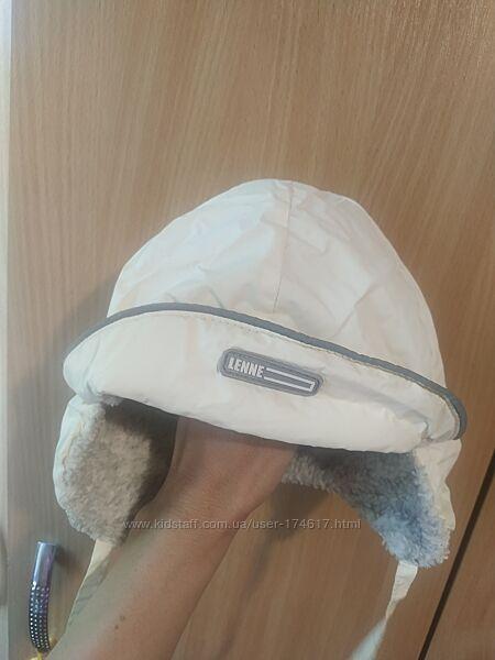 Зимняя шапка Lenne. 48 р. Отличное состояние