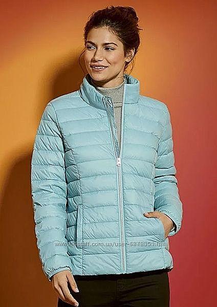 Ультра легкий пуховик, стеганая куртка  Esmara Lidl