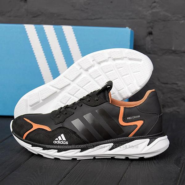 Мужские кожаные кроссовки Adidas Terrex 2152