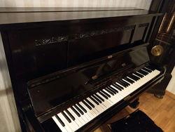 Антикварное пианино Gebr. Zimmermann