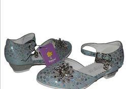 Нарядые туфли 16-22 см. Несколько моделек