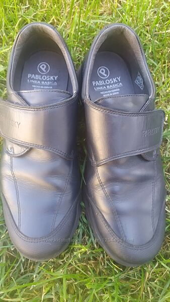 Туфли на мальчика pablovsky. 38-39. Очень хорошее состояние