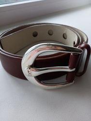 Кожаный ремень Michael Kors, номерной, оригинал