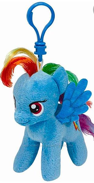 Брелок Рэйнбоу Дэш Радуга  My little pony