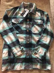 Рубашка женская фланель   новая в наличии