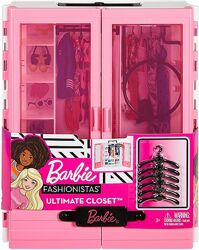 Шкаф для одежды гардероб для Барби Barbie Fashionistas Ultimate Closet