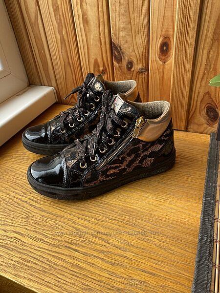 Ботинки Pablosky весна-осень девочке 36р, стелька 23,3 см