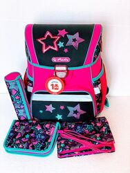 Herlitz Loop Plus Stars  ранец рюкзак с наполнением