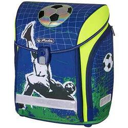 Ранец Herlitz Midi Plus Kick It Футбол без наполнения