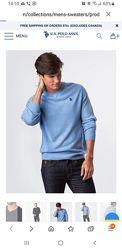 Отличный  свитер фирменный