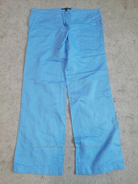 Льняные брюки Victoria Secret