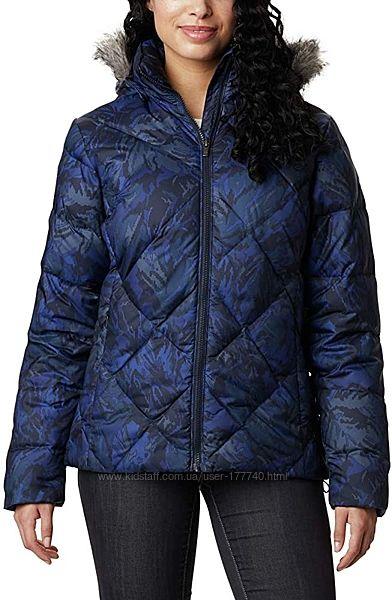 Пуховая куртка Columbia S