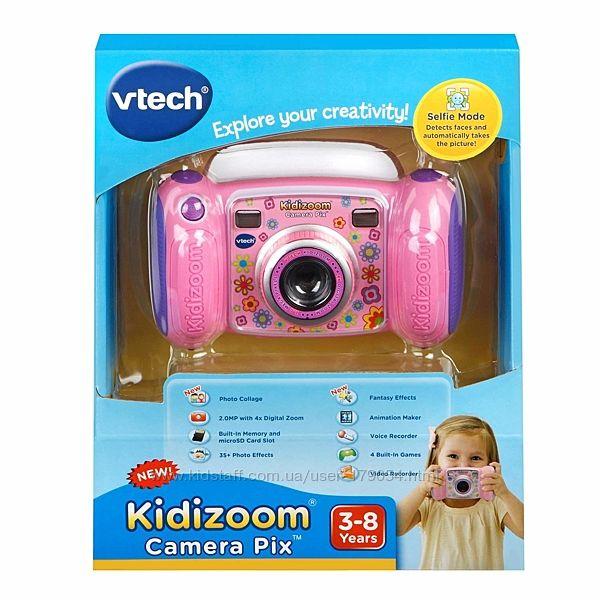 Фотоаппараты и часы VTech Kidizoom, оригинал