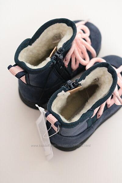 Черевики утеплені,  ботинки, сапоги, сапожки
