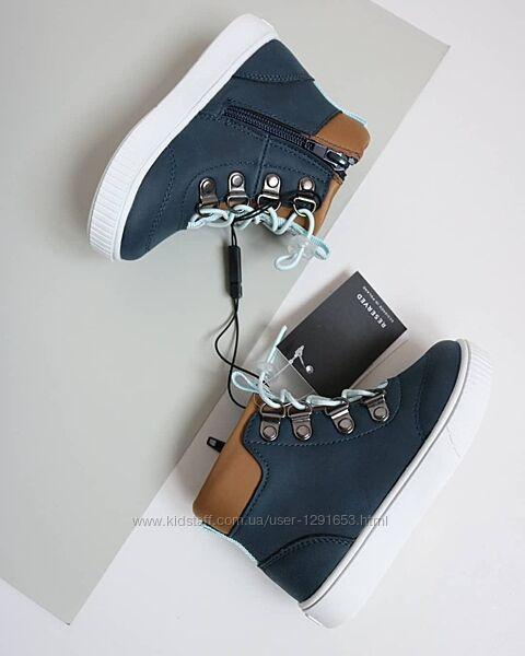 Хайтопи, ботинки, черевики