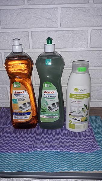 Средство для мытья посуды Домол, Фаберлик