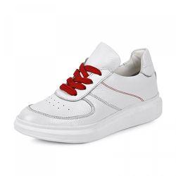 Кожаные кроссовки Maxus 1964 белый флотар 1102154