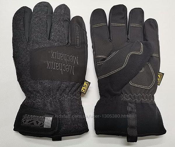 Теплые тактические перчатки Mechanix  Механикс