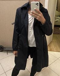 Плащ тренч куртка на осень/весну Zara, размер S