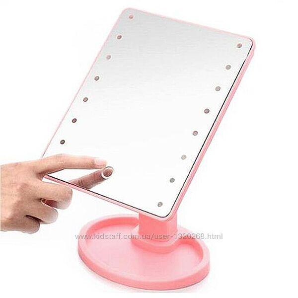 Зеркало С Лед Подсветкой Прямоугольное