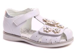 Ортопедические кожанные сандалии босоножки босоніжки сандалі 26,27,28,29,30