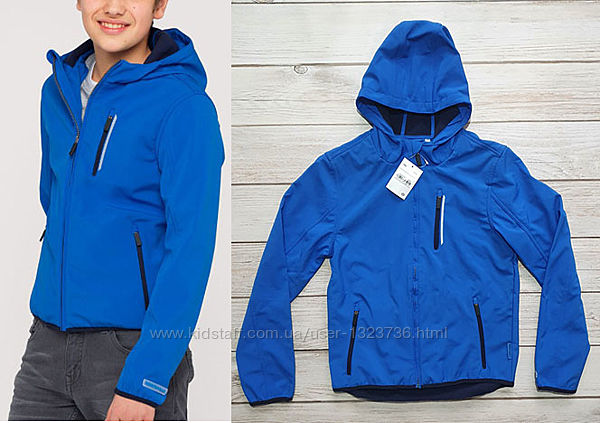 Куртка Софтшелл 164р C&A Here and there Northville Softshell