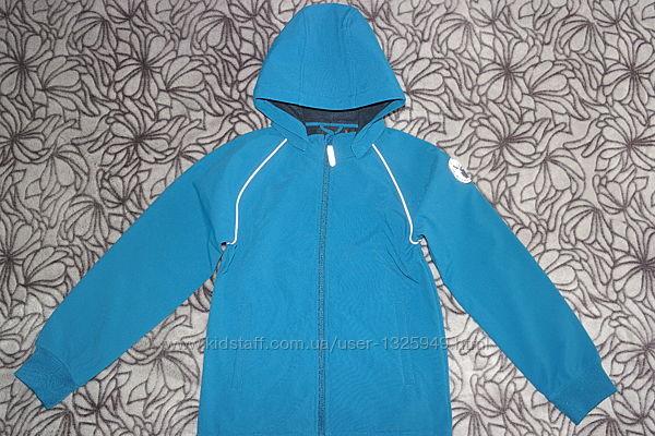 Куртка Name It 140 10 лет софтшелл ветровка термо- на флисе