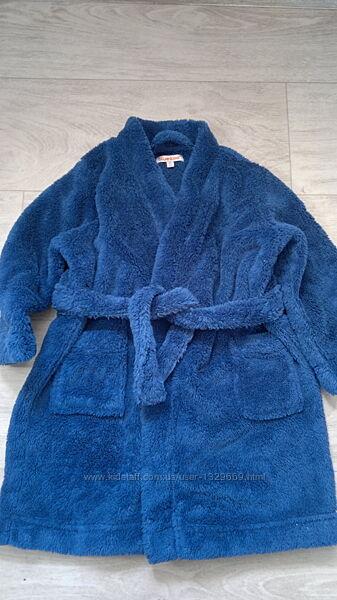 Махровый халат Bluezoo для мальчика 104 рост