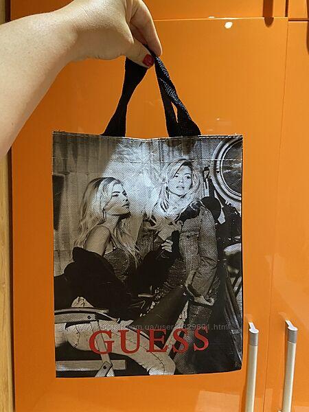 Guess сумка экоторба экосумка пакет