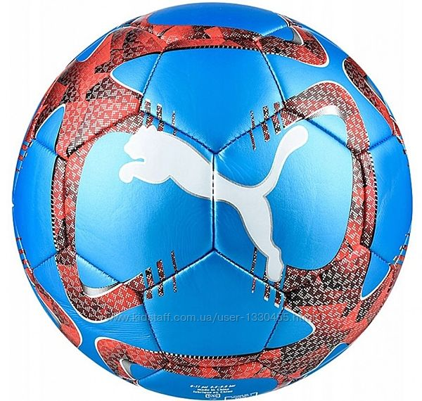 Мяч Puma Future Flash Ball Blue