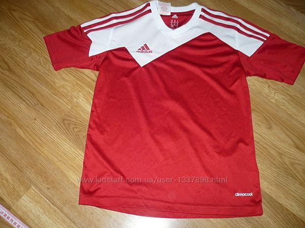 Футболка спортивная Adidas 10 лет 140р