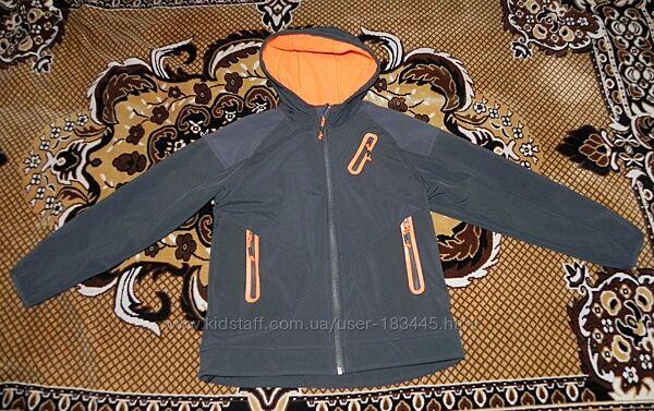 Куртка демисезонная NKD  Sports Function Soft shell  Германияна рост 134-