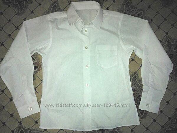 Школьная рубашка TU рост 134см